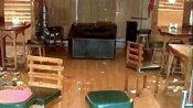 காதலர் தினத்தில் ஹோட்டலுக்குப் போன ஜோடிகள்... அடித்து நொறுக்கிய கும்பல் - 17 பேர் கைது