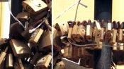 குட்டி பாரிஸ்  நகரமாகிய புதுச்சேரி..  காதலர்களிடையே வேகமாக பிரபலமாகி வரும் 'லவ் லாக் மரம்'!