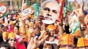 மாநகராட்சி தேர்தல்களைப் போல...குஜராத் உள்ளாட்சி தேர்தலிலும் பாஜக அமோக வெற்றி.. 2-வது இடத்தில் காங்.