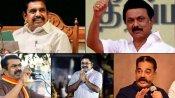 அடடா.. சூப்பர்.. ஒரேமாதிரி களமிறங்கிய 5 முதல்வர் வேட்பாளர்கள்.. கடைசி நாள் பிரச்சாரத்தில் சுவாரசியம்