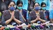 விவேக் மனைவி அருட்செல்வி: