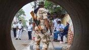 மேற்கு வங்க தேர்தலில் பெரும் வன்முறை.. சிஆர்பிஎப் வீரர்கள் சுட்டதில் 4 பேர் பலி