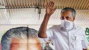 கேரளாவில் இடதுசாரிகள் கூட்டணி 93 முதல் 111 இடங்களில் வெற்றி பெற வாய்ப்பு..  டுடேஸ் சாணக்யா