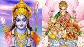 ஸ்ரீராம நவமி, சித்ரா பவுர்ணமி, அட்சய திருதியை, சித்திரை மாதத்தில் முக்கிய பண்டிகை நாட்கள்