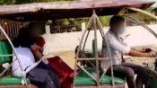 யோகி ஆளும் உ.பி.யில்.. ஆம்புலன்சில் அதிக பணம் கேட்டதால்.. கணவரின் உடலை ஆட்டோவில் கொண்டு சென்ற பெண்