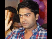 Simbu changes his route to spirituality