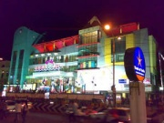 7D cinema in Abirami Mega Mall