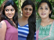 Oviya - Iniya - Ananya teamed up for Puli Vaal