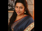 Suhasini plays Ramanujan's mother