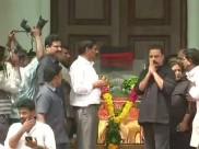 கருணாநிதியின் மறைவு வரலாற்றின் முற்றுப்புள்ளி அல்ல, ஒரு கமா தான்: கமல்