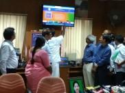 சென்னையில் கனமழை, வெள்ளத்தை 5 நாட்களுக்கு முன்பு அறிவிக்கும் முன்னெச்சரிக்கை அமைப்பு தொடக்கம்
