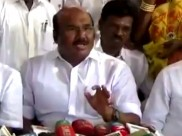 23-ம் தேதிக்கு பின் எதிர்கட்சிகள் எல்லாம் காகித ஓடம் தான் .. அமைச்சர் ஜெயக்குமார் பேட்டி