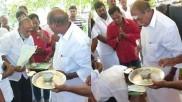 வேட்பாளருக்காக அலைந்த ரங்கசாமி... கடைசி நேரத்தில் சிக்கிய புவனா.. என். ஆர்.காங். ஒரு கேள்விக்குறி!