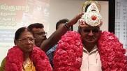வாசகர்கள் பாராட்டுதான் உண்மையான விருது.. மற்றதெல்லாம் குப்பை.. ராஜேஷ் குமார் அதிரடி