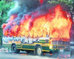 Tn Reprieve For Convicts Of Bus Burning Case