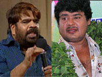 T Rajendar and Mansoor Ali Khan