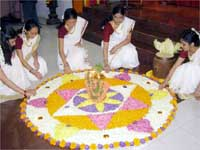 Malayalis celebrate Onam today,