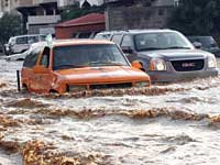 Worst Flood In 27 Years Kill 77 In Saudi Arabia