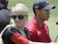 Tiger and Wife