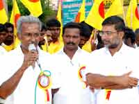 Tamilarkalam calls for the defeat of DMK-Cong front