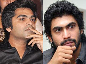 Simbu and Rana Daggubati