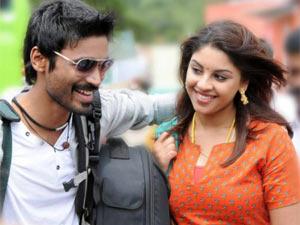 Danush and Richa Gangopadhyay