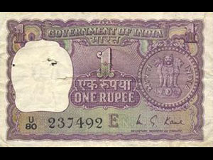 Indian Rupee Falls All Time Low Against Us Dollar Aid0090
