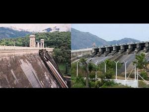 Parambikulam and Azhiyar Dams