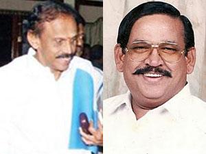 NSV Siddhan and JM Haroon