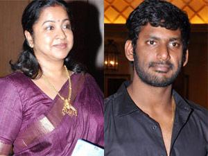 Radhika and Vishal