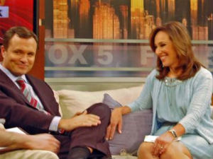 Rosanna Scotto and Greg Kelly
