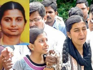 Daughters of Teacher Uma Maheswari