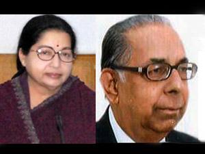 Jayalalitha and BV Acharya