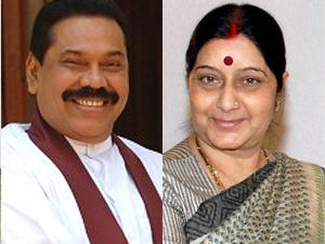 Indian Mps Didn T Discuss 13th Amendment With Rajapakse Aid0091