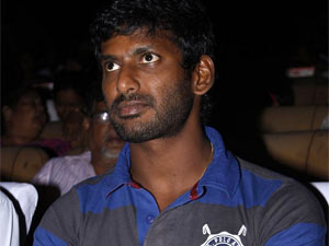 Vishal Play Lead Role Saravanan Next