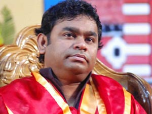 Miami University Conferred Fourth Doctorate Ar Rahman
