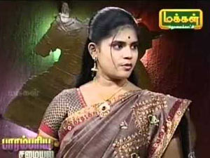 Makkal Tv Takes Tamils Parampariya Samayal