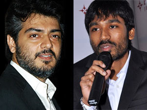 Siima Best Actor Ajith Or Dhanush
