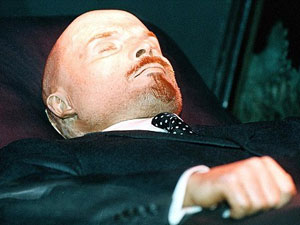 Lenin Set Burial 88 Years After Death