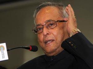 Upa Announce Pranab Mukherjee As President