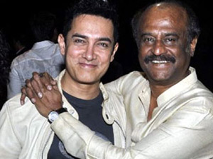 Aamir Khan Wants Rajinijkanth On Bo