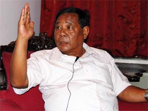 Nda May Back Sangma President