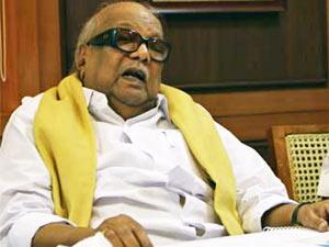 Dmk Executive Meet Discuss Repressive Jayalalitha