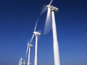 Windmill Power Production Decreases