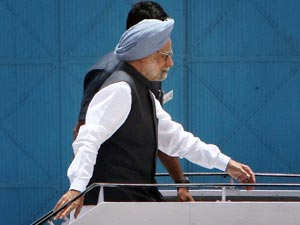 Manmohan Singh Visits Puducherry Today