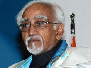 Ansari Vice Presidential Candidate