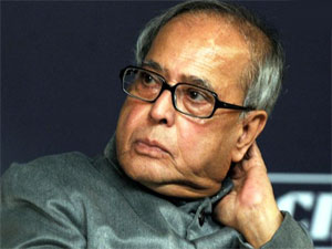 Pranab Meets Bal Thackeray Thanks