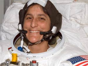 Sunita Williams Takes Off On 2nd Space Mission