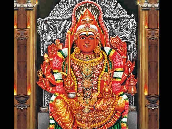 aadi friday special pooja amman temple