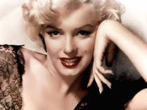How Marilyn Monroe Struggled With B